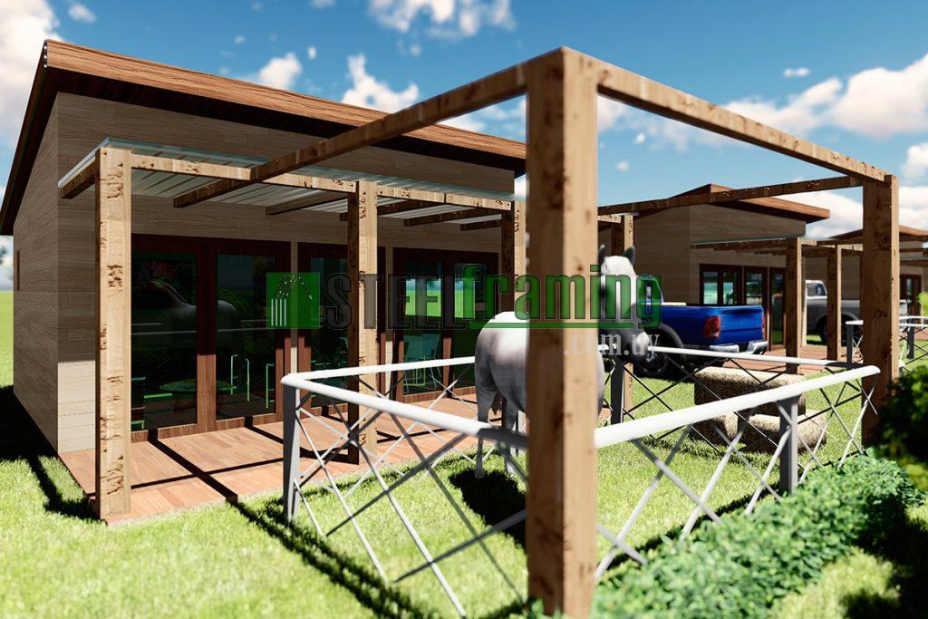 Proyectos stud, steel framing y construcción en seco Uruguay